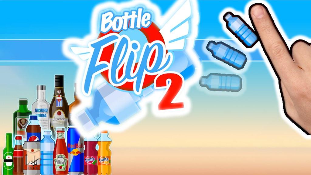 by giochiandroidiphone Bottle Flip Challenge - Lanciare la bottiglia anche su Android! - by giochiandroidiphone