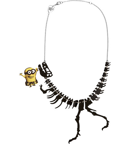 Minions Necklace