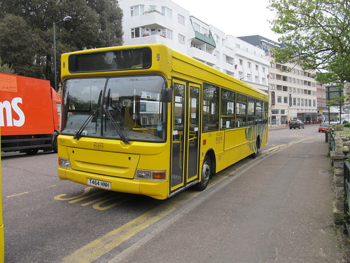 Yellow Buses DP491 T464HNH