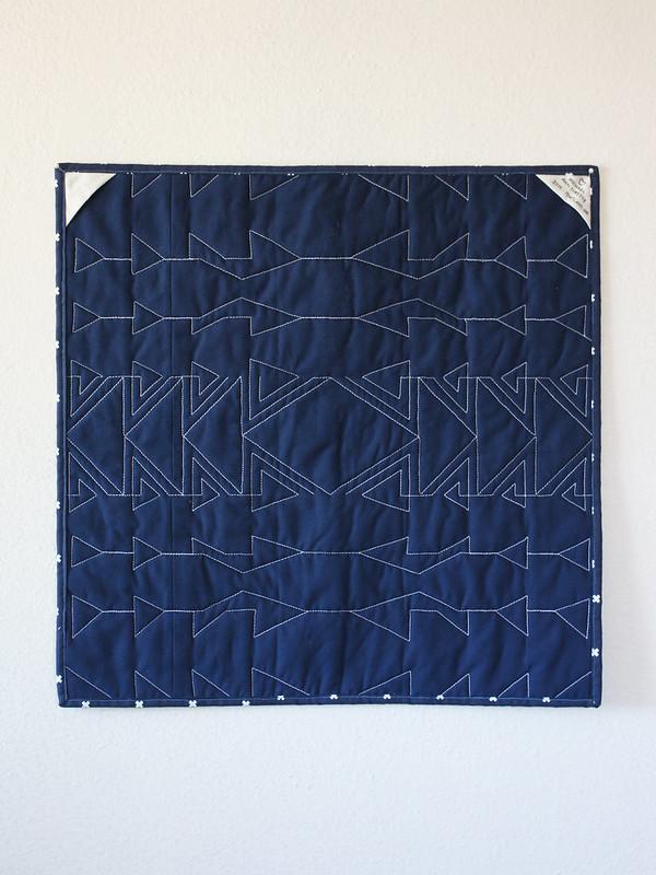 Mesa Mini Quilt Pattern