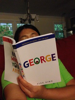 George (pub date August 2015)