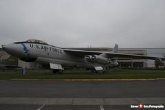 51-7066 - 450609 - USAF - Boeing WB-47E Stratojet - The Museum Of Flight - Seattle, Washington - 131021 - Steven Gray - IMG_3735