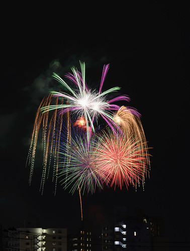 fireworks composite | by cat.fukao