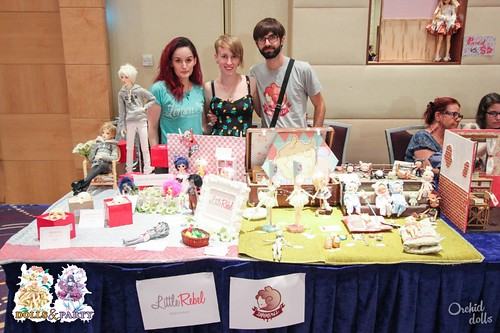 Dolls&Party 2015 Exhibitors | by Sakura Dragonhearth
