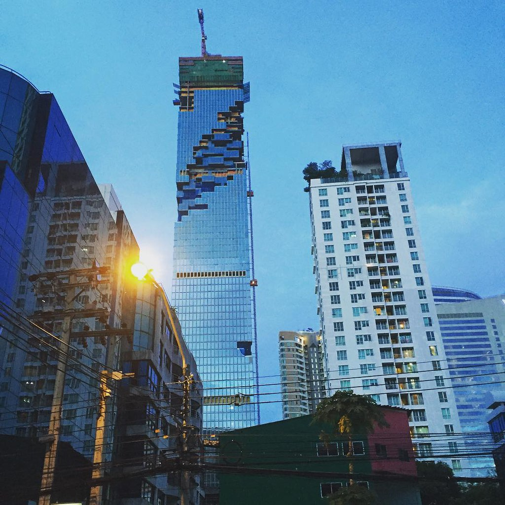 ... The Ritz Carlton Residences Bangkok And EDITION Bangkok By Marriott  #Marriott #bangkok #