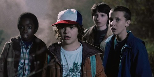 Stranger Things: Reparto y Sinopsis