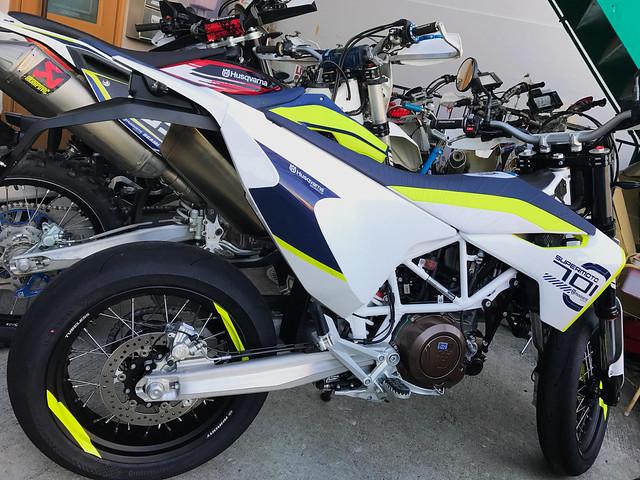 Husqvarna 701 Supermoto 2017
