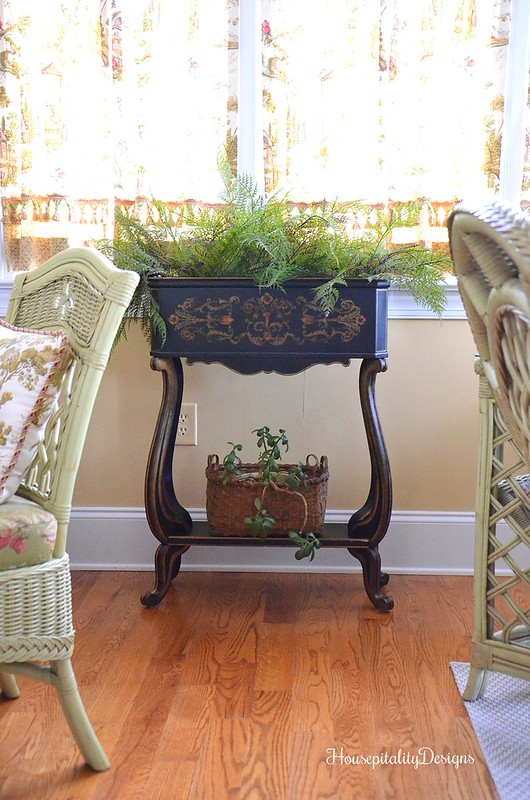 Chinoiserie Planter-Sunroom-Housepitality Designs