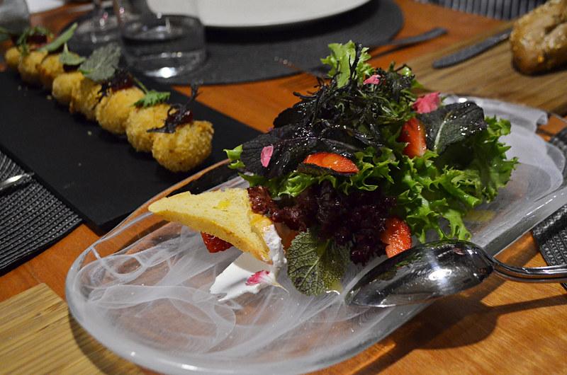 Contemporary Canarian Cuisine, Tenerife