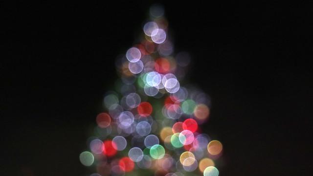 London Christmas Tree Lights