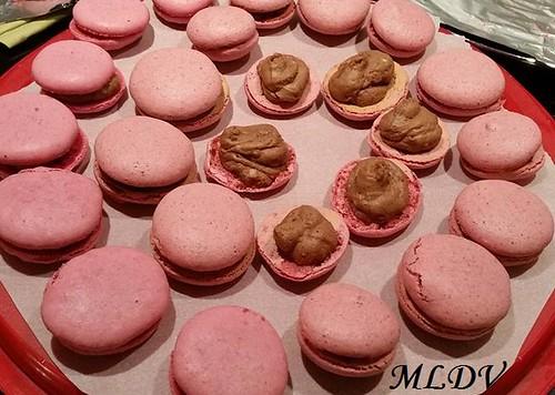 macarons meringue italienne