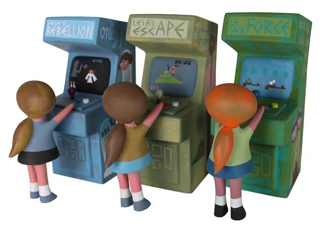 Leia's Arcade Cabinets 6
