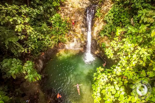 Uvita Costa Rica Waterfall
