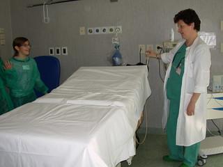 52 in visita ad ostetricia