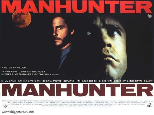 Manhunter - Poster 3