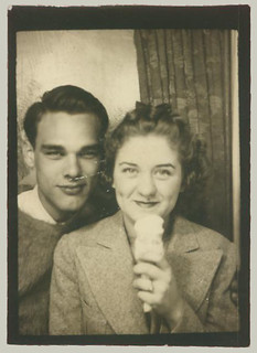 Photobooth Couple
