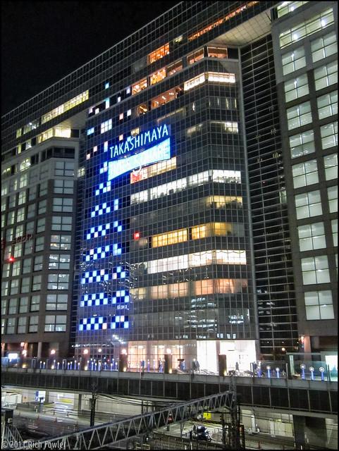 Takashimaya Times Square.