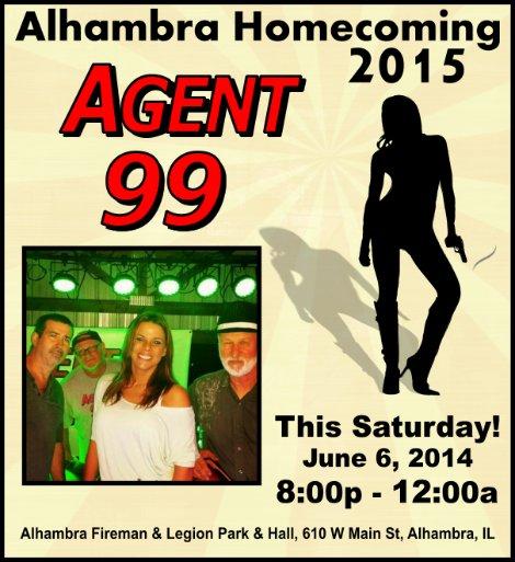 Agent 99 6-6-15