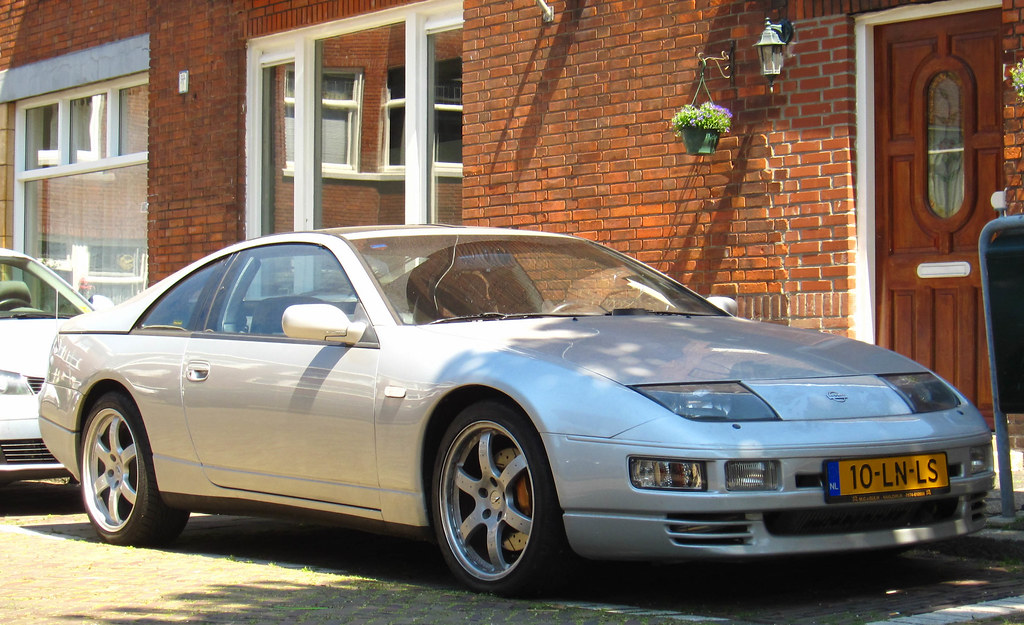 1990 Nissan 300zx Twin Turbo Automatic Place Oostbroek D Flickr