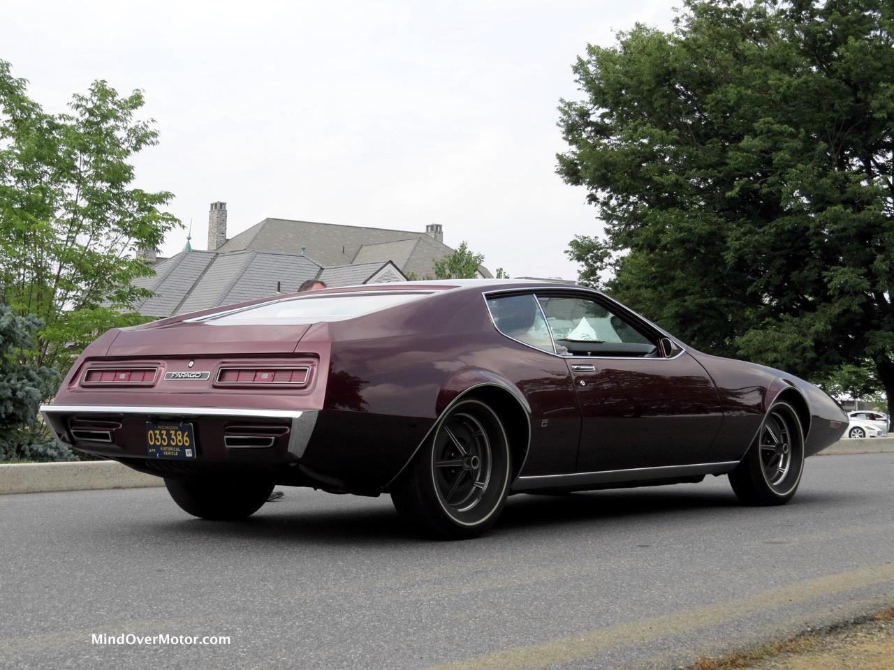 1280 x 960 jpeg 349kB, 1969 Farago CF428 Coupe at the 2015 Elegance at ...