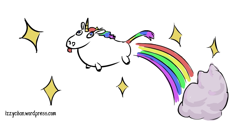 rainbows unicorn