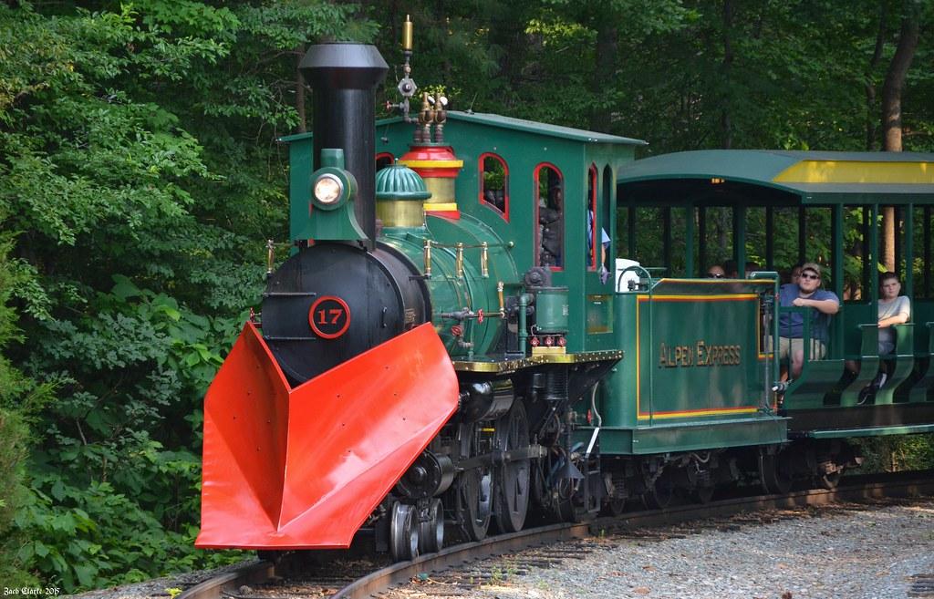 Busch Gardens Williamsburg | Busch Gardens Railway | Flickr