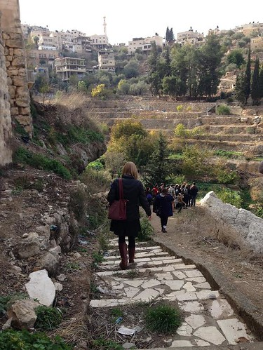 Leah in Battir | by ExperienceEncounter