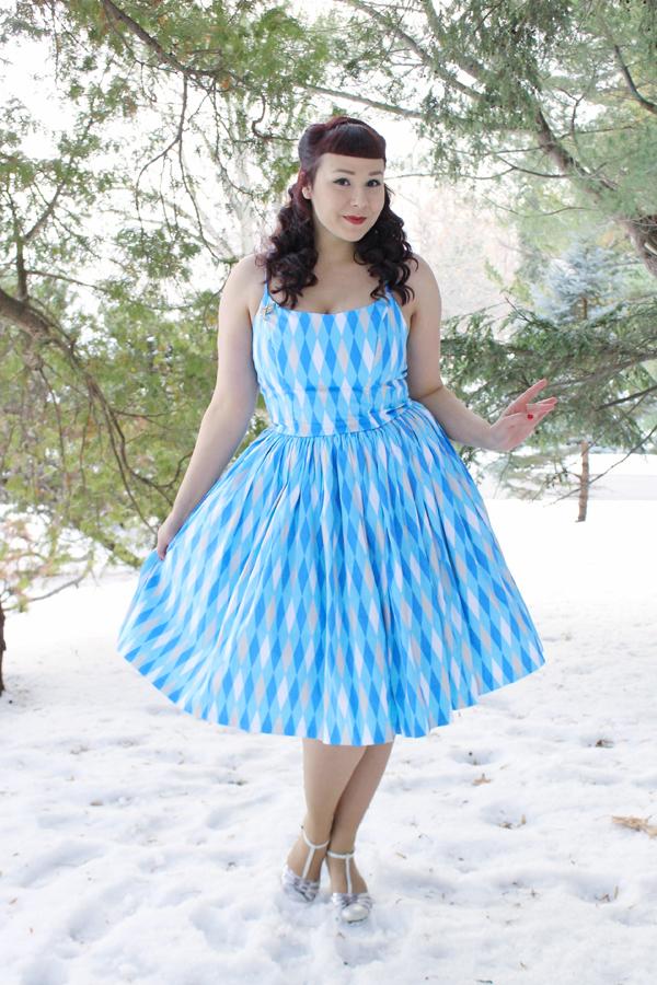 chanukah dress