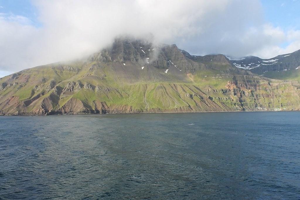 Seyðisfjörður (the fjord)
