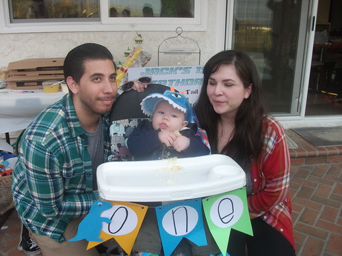 Jack's First Birthday Party!