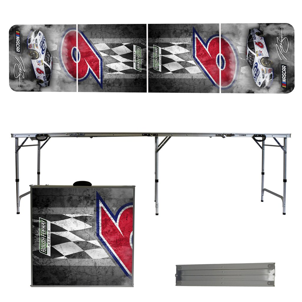 Trevor Bayne Tailgating, Camping & Pong Table