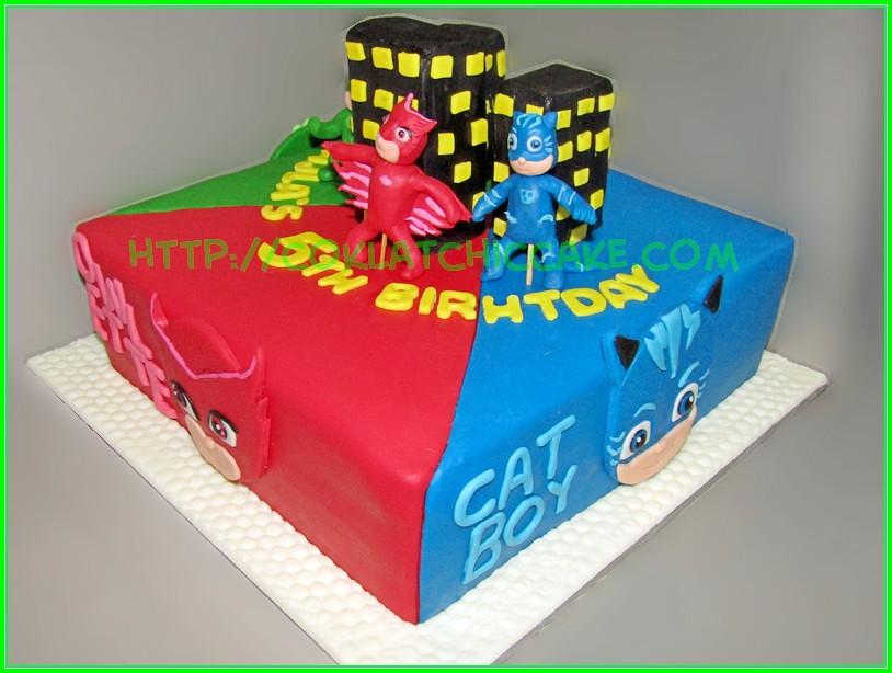 Cake PJ MASK R