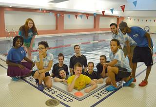 CAMP - Aquatics Program
