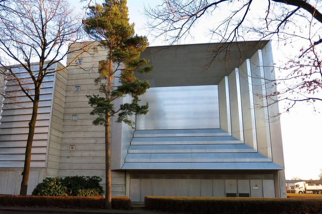 Ernsting 39 s warehouse architekt santiago calatrava flickr - Ernsting architekt ...