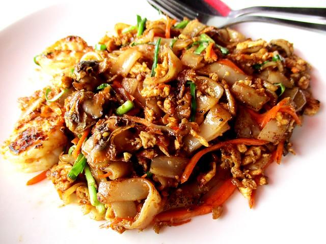 Warung BM Penang char kway teow