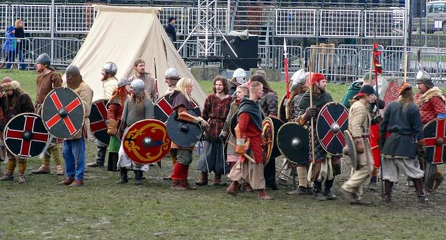 Vikingmania, Tongeren, Belgium