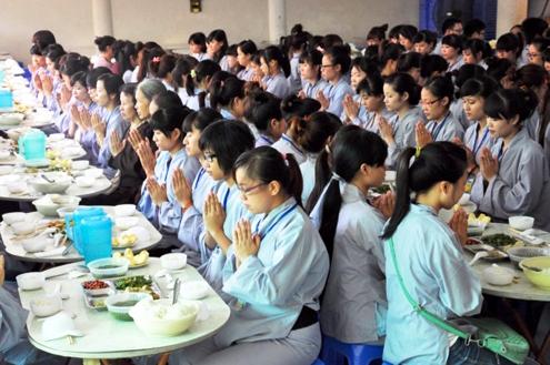 Phật tử nên ăn chay vào những ngày nào?