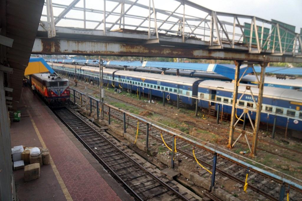 Araku Valley train Journey - from visakhapatnam-003