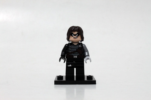 LEGO Marvel Super Heroes Winter Soldier (5002943)