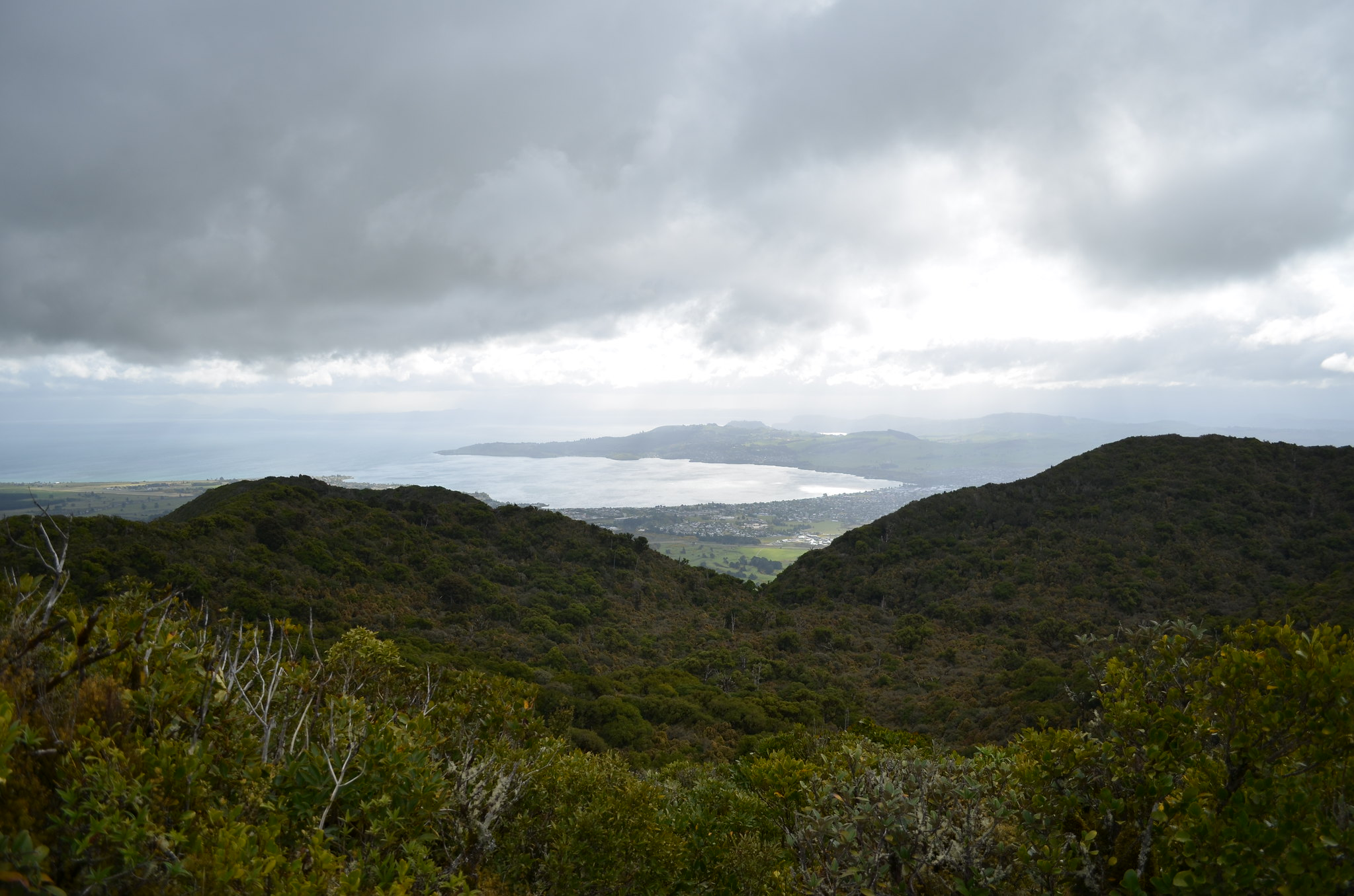 from Mt. Tauhara 2