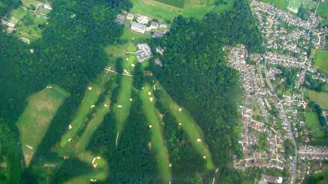 Thorndon Park Golf Club, Ingrave, Essex
