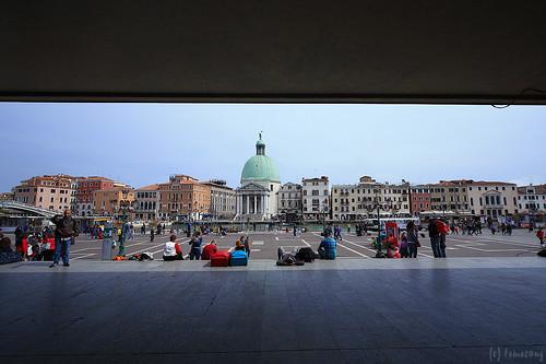 Venezia : Santa Lucia