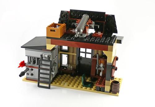 LEGO The Lone Ranger 79109 Colby City Showdown 08