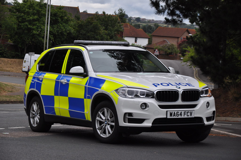 Devon Amp Cornwall Police Bmw X5 Armed Response Vehicle