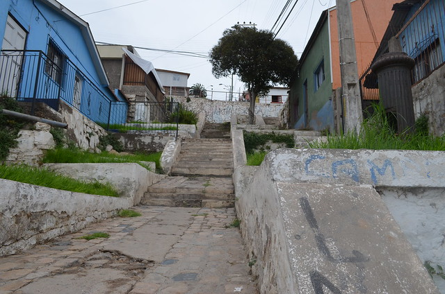 Escalera Buenaventura Argandoña | Coquimbo | TPC