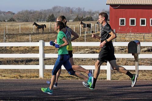 17Jan21 Topeka to Auburn Half Marathon