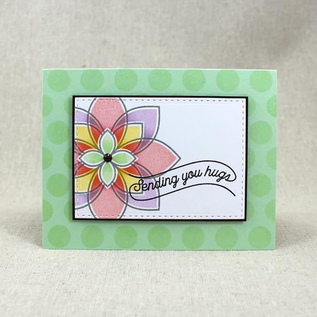 Sending You Hugs Card