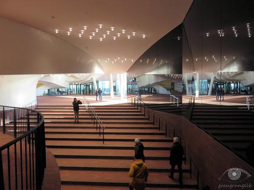Elbphilharmonie innen