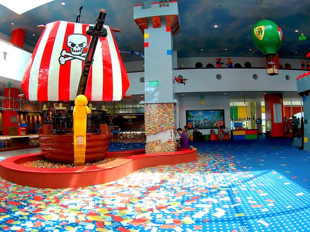 Legoland Hotel Lobby Normal