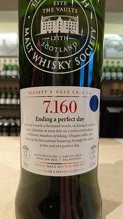 SMWS 7.160 - Ending a perfect day